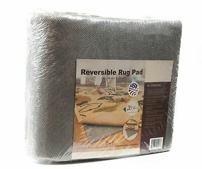 Deluxe All Surface Non Skid Area Rug Pad For 8 Feet By 10 Feet Rug Ebay In 2020 Area Rug Pad Rug Pad Area Rugs
