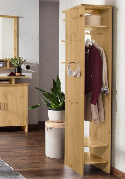 Home Affaire Garderobe Ixo Im Zeitlosen Design Design Wohnung
