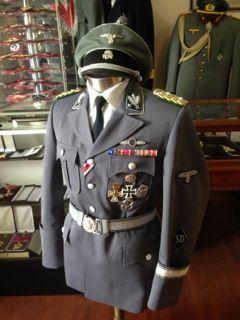 Replica General, Admiral & Marshals Uniforms Archives - Quarterdeck Medals & Militaria