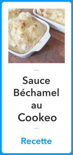 Sauce Bechamel Au Cookeo
