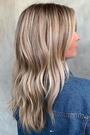 Low Maintenance Hair Colors That Let You Skip The Salon Winter Hair Trends Winter Hairstyles Hair Color Balayage