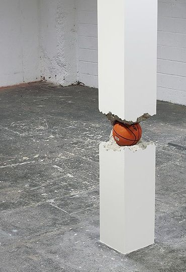 """Shan Hur, """"Ball in the Pillar"""" 2011"""