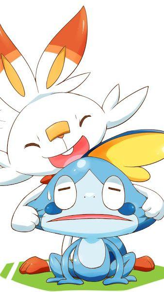 Scorbunny Sobble Pokemon Sword And Shield 4k 3840x2160 Wallpaper Pokemon Pokemon Teams Cute Pokemon