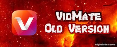 In this world, some people need VidMate Old Version for