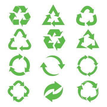 إعادة التدوير ايقونة أجبر العظم إعادة التدوير إعادة التدوير رمز سهم التوجيه تصوير عزل عزل على أبيض الخلفية إعادة تدوير الرموز أيقونات بيضاء أيقونات Recycle Symbol Icon Set Web Design Logo