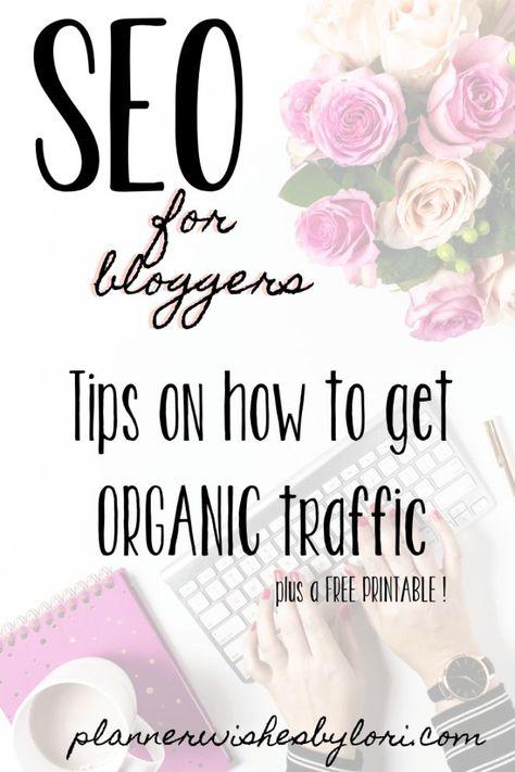 SEO tips to optimize Pinterest - social media - Pinterest - SEO