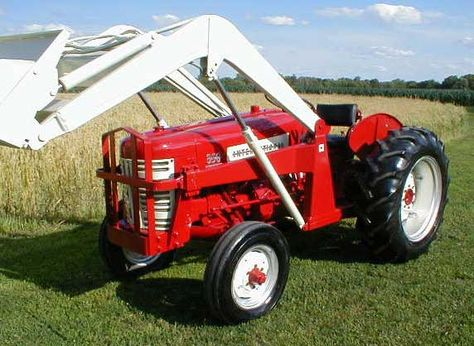 1957 ih 350 utility tractor red iron utility tractor 1957 International Tractor Wiring Harness farmall cub wiring diagrams for 1957