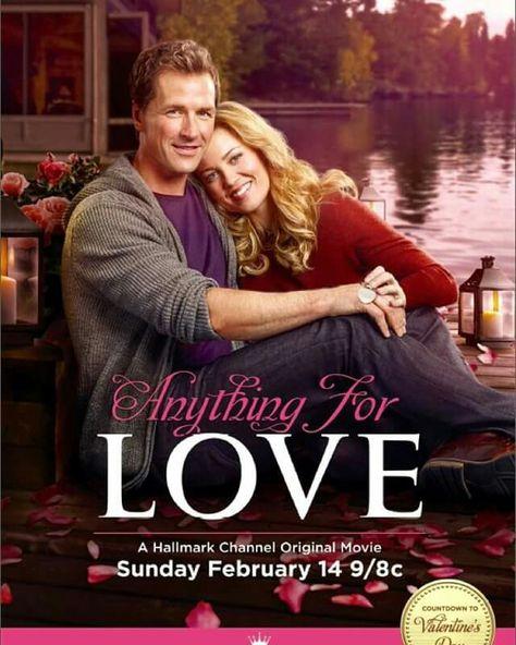 Anything For Love - Hallmark movie starring Paul