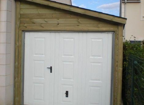 Garage Bois Anjou 1 Pente 2 70 M X 7 M Gamme Cerisiercerisier Abris De Jardin En Bois Abri Voiture Garage Bois Abri