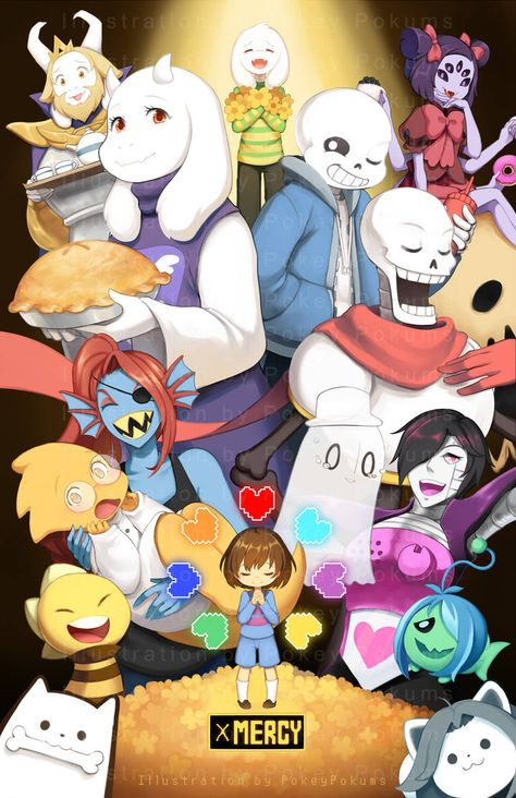 Frisk Pacifist run
