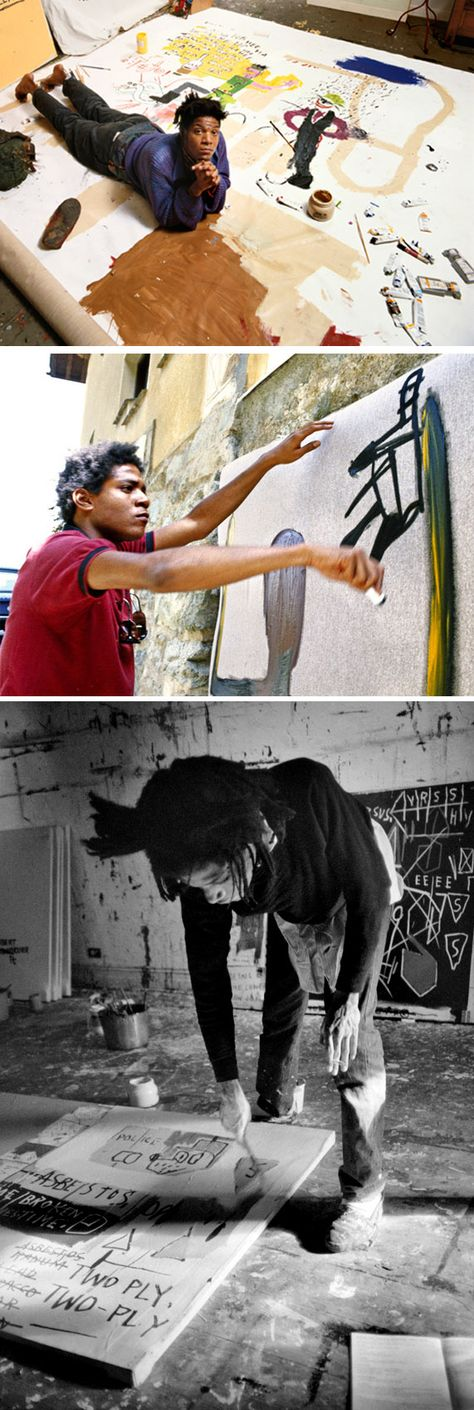 Jean-Michel Basquiat is born in the 1960's. Becomes a great artist later in his life.