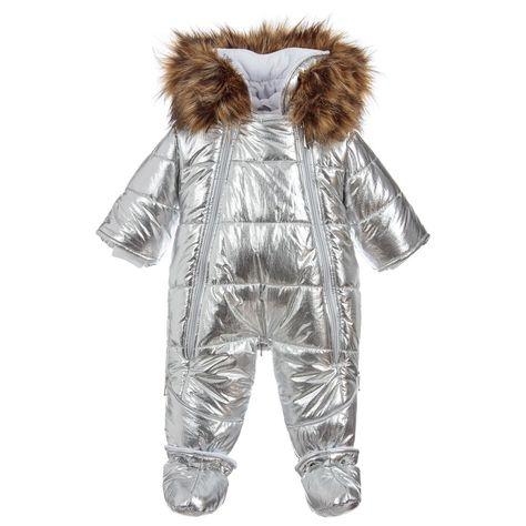 874782650333 Pilguni Unisex 2-in-1 Baby Snowsuit. Shop from an exclusive ...