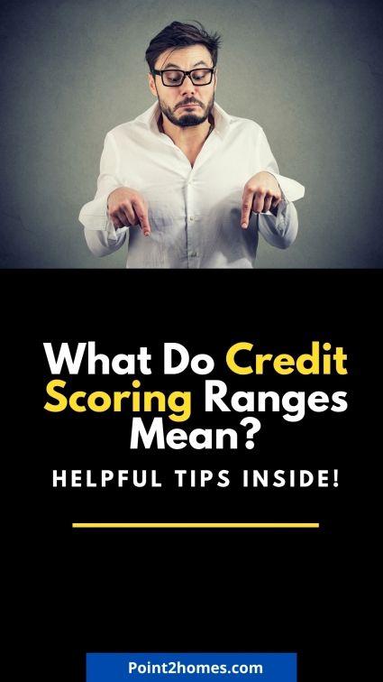 What Do Credit Scoring Ranges Mean?