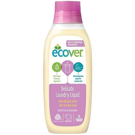 Ecover Delicate Laundry Liquid 16 Washes 750ml In 2020 Liquid