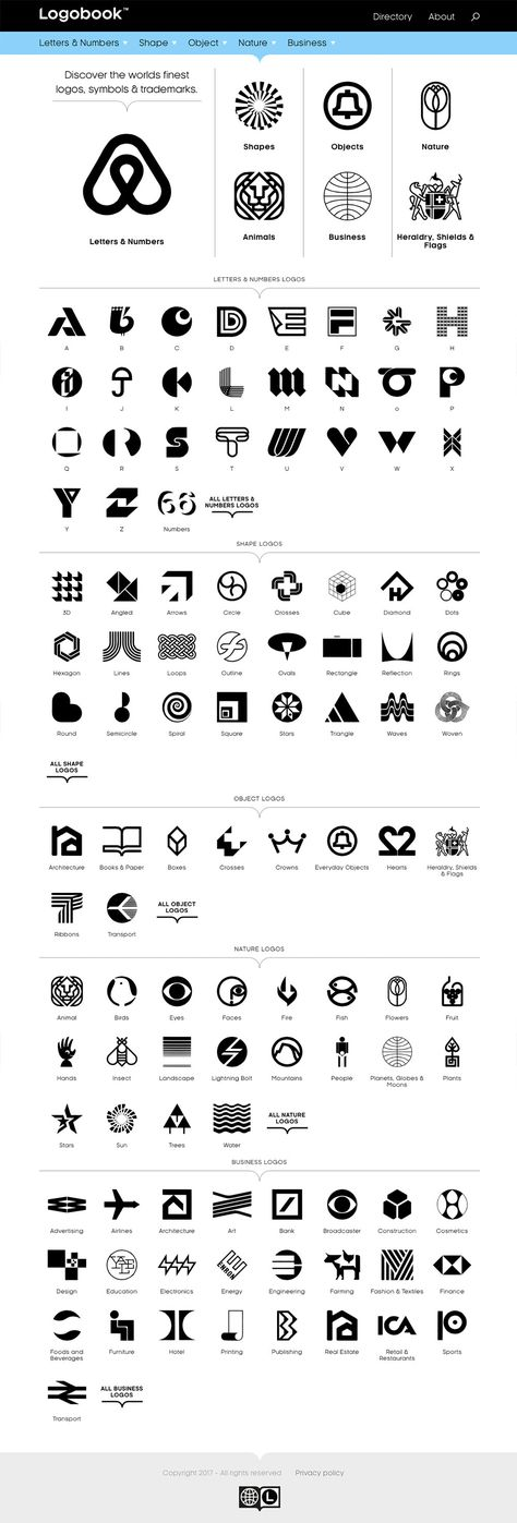 Logobook archives the finest old and new logos   Logo Design Love