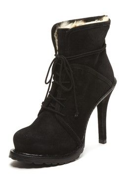 Elizabeth and James Base Lined Ankle Bootie