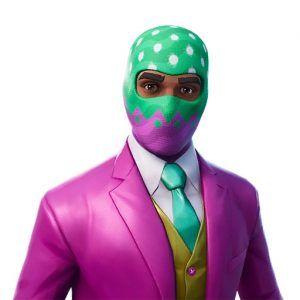 Hopper Fortnite Pink And Green Hopper