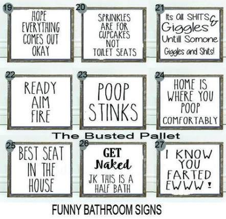 59 Ideas For Bath Room Diy Signs Funny Funny Bathroom Signs Bathroom Signs Printable Bathroom Signs