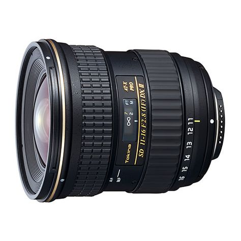 Tokina At X 11 16mm F 2 8 Pro Dx Ii Tokina Lens Camera Comparison Nikon