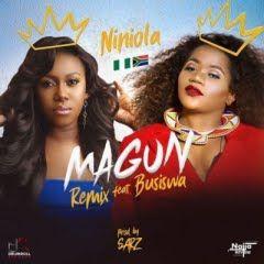 Niniola Magun Remix Feat Busiswa Show
