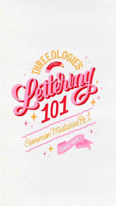 Best Common Lettering Mistakes