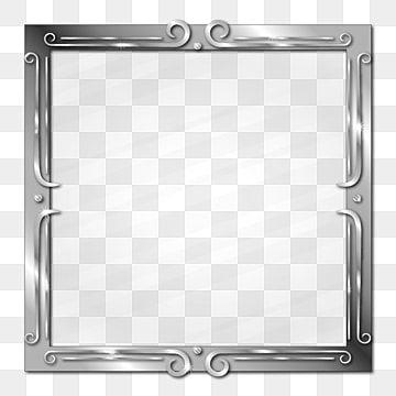 Stylish And Simple Border Design Border Clipart Simplicity Style Png Transparent Clipart Image And Psd File For Free Download Em 2021 Molduras De Vidro Molduras De Prata Molduras Para Fotografias
