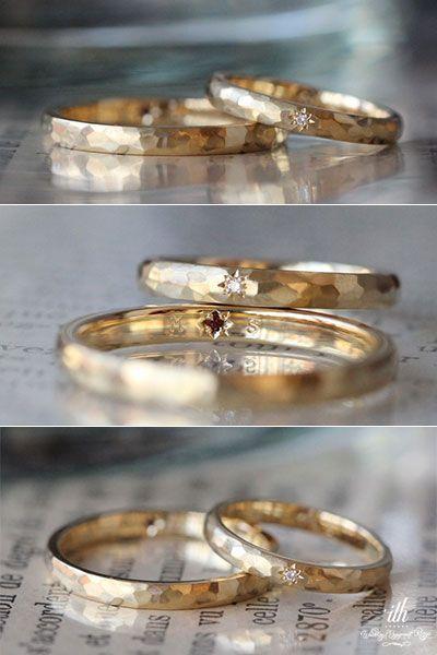 Marriage Bridal Wedding Ring K18 Gold It Wedding Ring Models