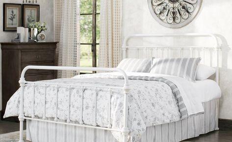 Lark Manor Cavaillon Panel Bed & Reviews | Wayfair