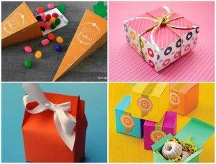 Veja nesta seleção especial 10 exemplos lindos de caixinhas de papel para lembrancinhas de Páscoa. São várias ideias fofinhas para você criar em casa com a ajuda dos moldes que trouxemos para te ajudar nessa linda tarefa.