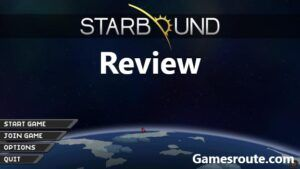 Starbound Game Review Review Games Game Reviews Games