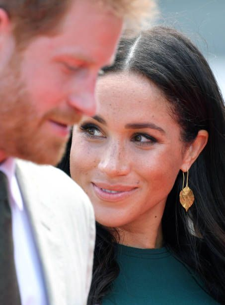 Imagem De Prince Harry And Megan Por Clotilde Souto Meghan