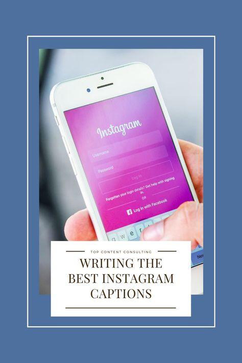 Tips for Writing Best Instagram Caption