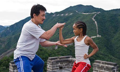 Kung Fu Teacher Tim Prescott On The Karate Kid Karate Kid 2010 Karate Kid Karate Kid Movie