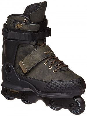 K2 Unnatural Skates Olive Patines Rollerblade Y Patinaje