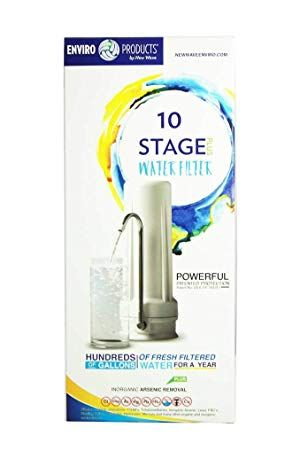 Premium 10 Stage Water Filter Review Countertop Water Filter Portable Water Filter Water Filters System