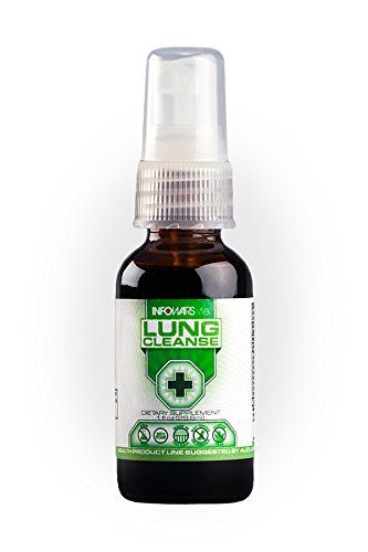 Cheap Lung Cleanse Spray 1 Fl Oz Powerful Lung Cleanser With Organic Herbs Essential Oils For Respiratory Support Vegan Non Gmo Gluten Free Lung Cleanse Organic Herbs Healthy Oils