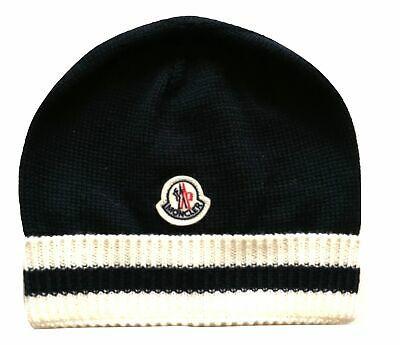 Ad Ebay Url Moncler Child Cap Hat Cap In Xxs Wool 6 12 Blue Months Children Cap Caps Hats Moncler
