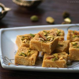 Besan Condensed Milk Burfi Recipe Easy Milkmaid Recipes Recipe In 2020 Burfi Recipe Recipes Indian Snack Recipes