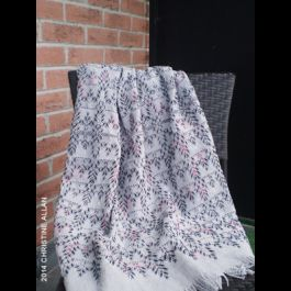 *** NEW Ice Cycles lap blanket  My newest pattern  Hope you like it.