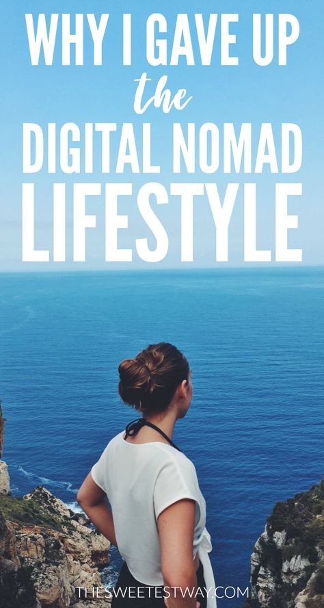 Why I Quit the Digital Nomad Lifestyle for Location Independence (And No, They're Not the Same)