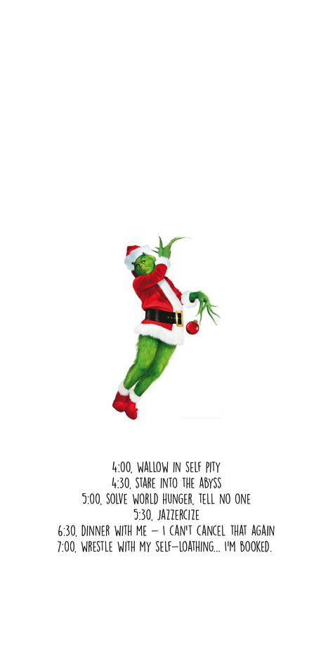 Free Grinch Holiday iPhone Wallpapers