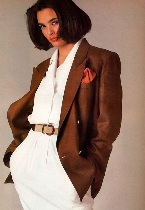 Periodicult 1980-1989 — Patrick Demarchelier for Mademoiselle magazine,...