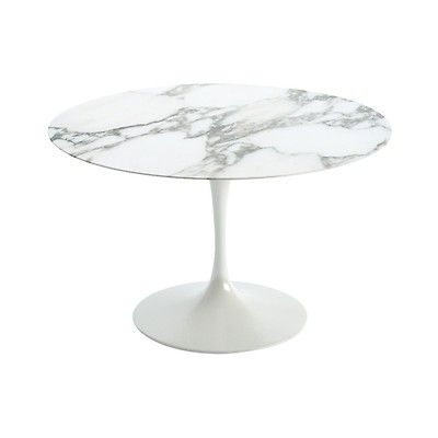 Table Ovale Marbre Arabescato 198cm Knoll The Conran Shop Avec Images Table A Manger Ronde Table Salle A Manger Marbre