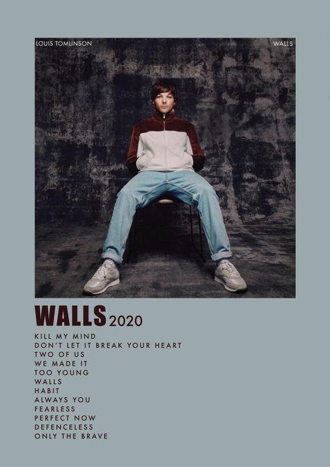 Walls Album Poster