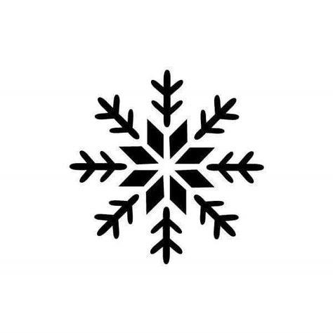 forró eladások futócipő legjobb eladás Hópihe | karácsony | Hópelyhek, Sablonok és Díszek