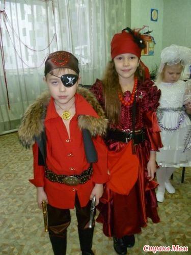 Маскарадный костюм разбойника Одежда для всех Pinterest