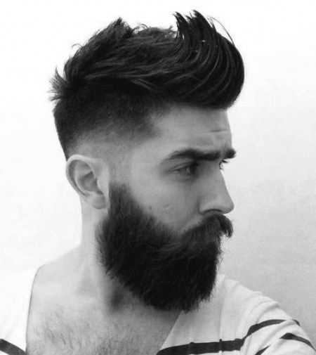 Herren Haarschnitte Seiten Rasiert Haarschnitt Rasieren Manner Frisuren