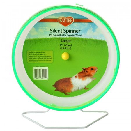 Kaytee Silent Spinner Small Pet Wheel Assorted Colors Small Pets Small Pet Supplies Small Animal Supplies