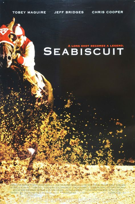 Seabiscuit - 27x41 / Gary Ross