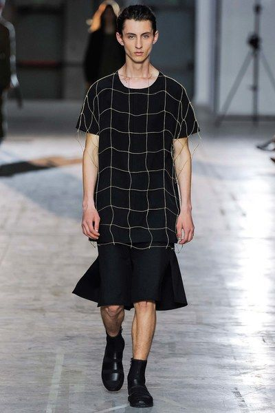 Damir Doma Spring 2016 Menswear Collection - Vogue